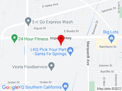 13630 Imperial Hwy. Unit 08, Sante Fe Springs, CA, California 90670